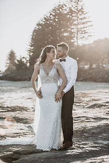Sunshine Coast Beach Wedding by Sunshine Coast Pop Up Weddings
