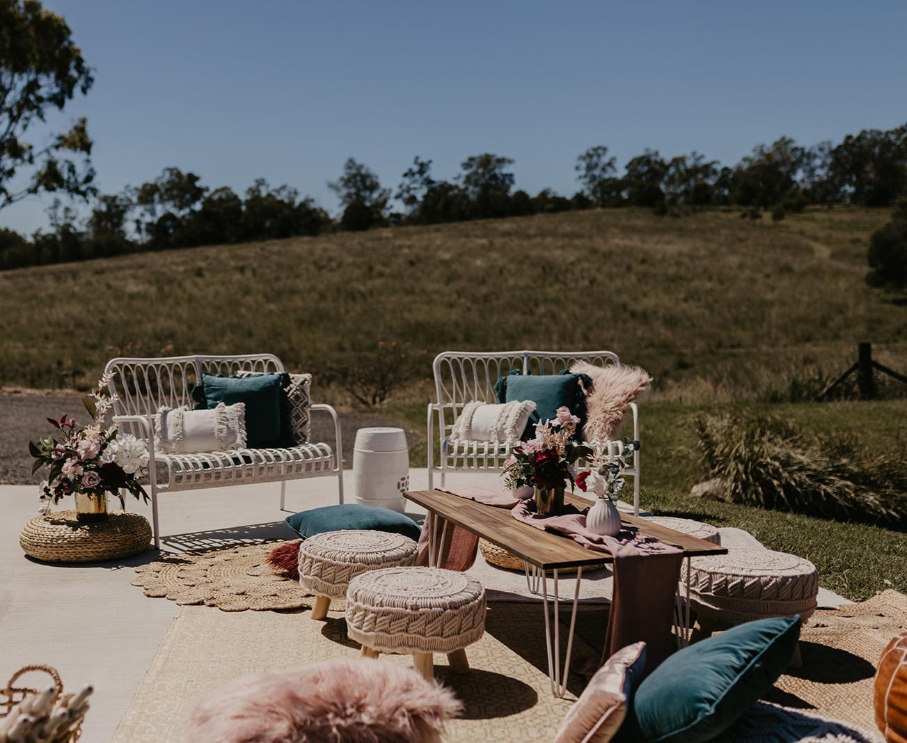 Sunshine Coast Pop Up Weddings Picnic Se