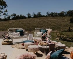 Sunshine Coast Pop Up Weddings Picnic Set Up