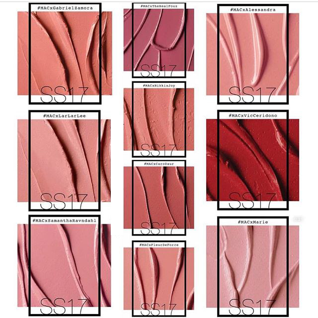 MAC-Cosmetics-Beauty-Guru-2017-lipsticks