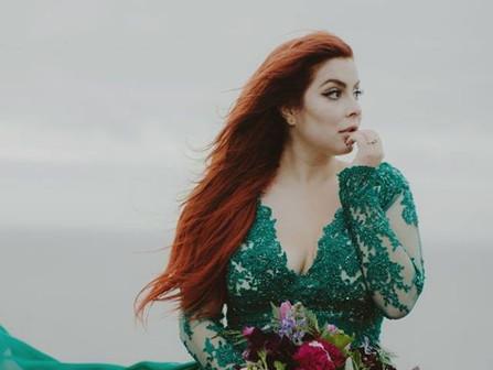 [COLOUR EDIT] – SCPUW Brides are loving emerald green this June