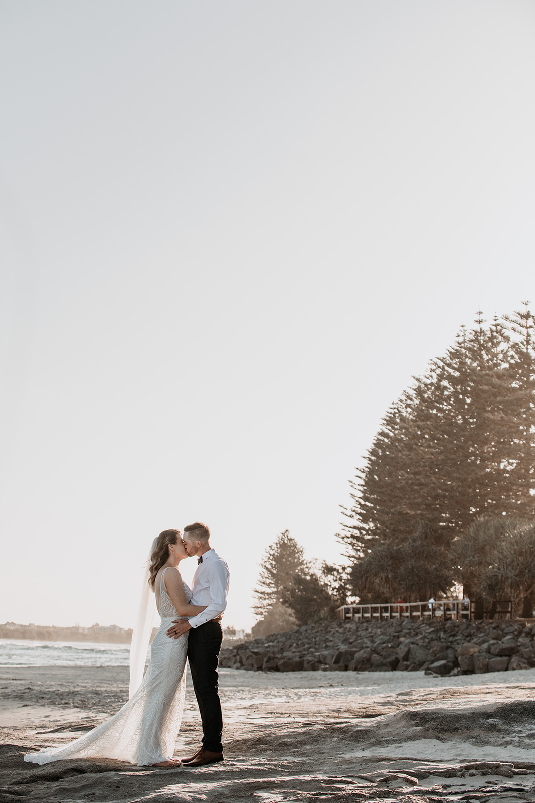 Sunshine Coast Pop Up Wedding Happy