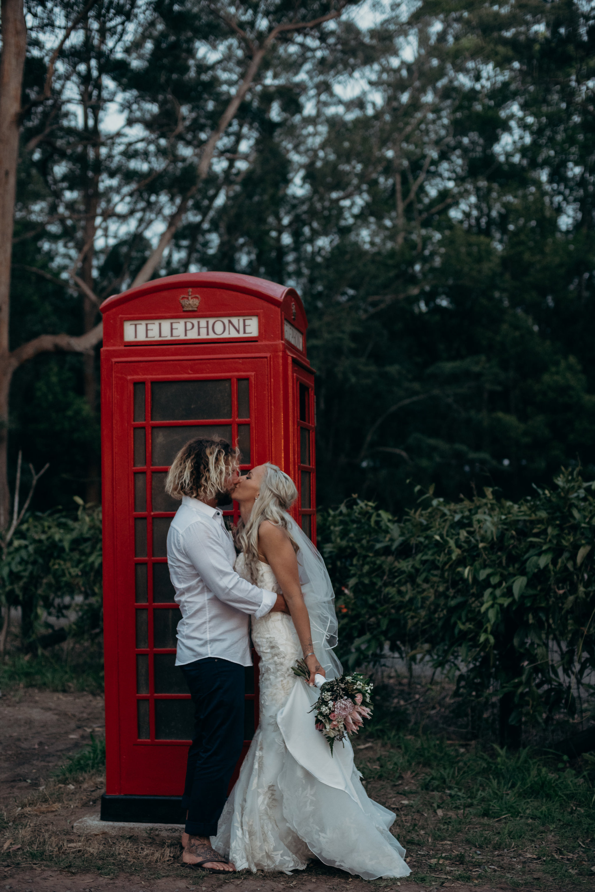 The Penny & Button Eumundi with Sunshine Coast Pop Up Weddings