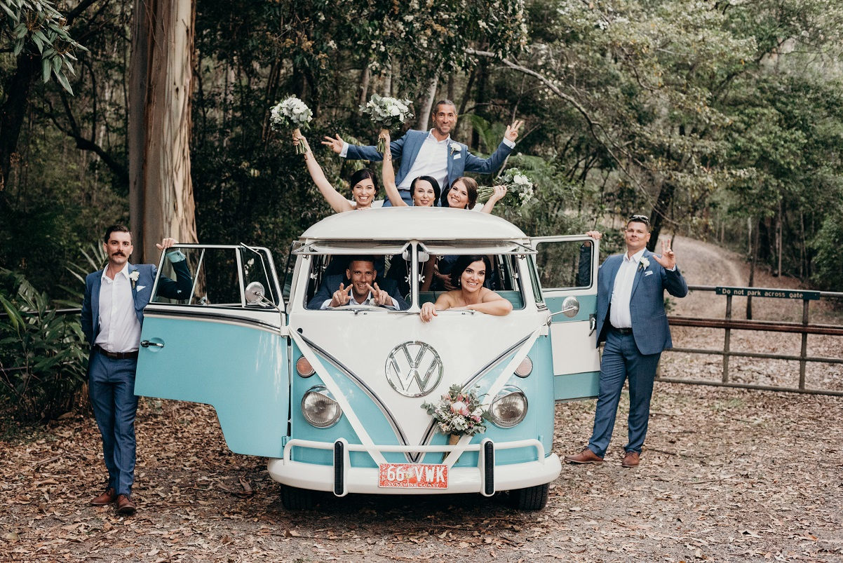 Sunshine Coast Pop Up Wedding