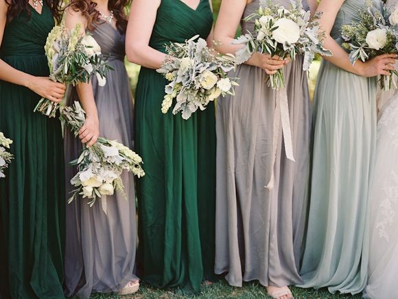 Bridesmaids Dresses_Captured by Laura Nelson Photography