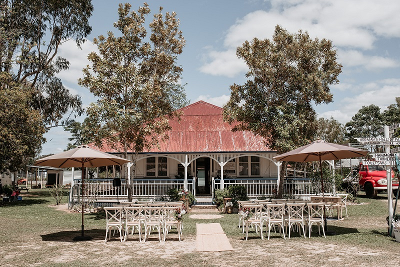 Sunshine Coast Pop Up Weddings