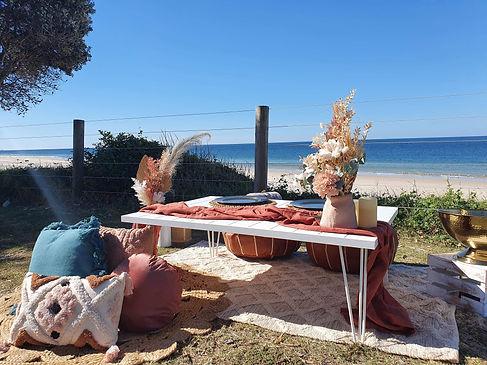 Pop Up Picnic Sunshine Coast Pop Up Wedd