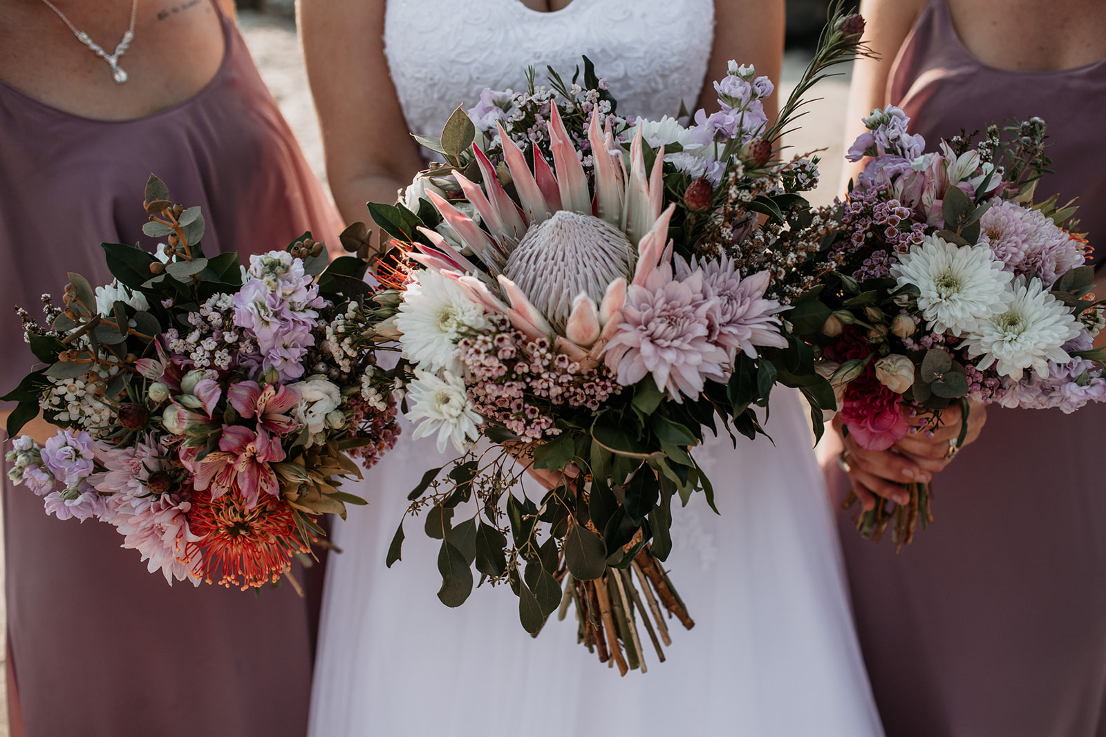 Sunshine Coast Pop Up Weddings_The Posy