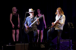Jim Galloway CD Release Party (March 2015)