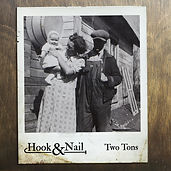 Hook & Nail - Two Tons Single Cover Artwork