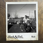 Hook & Nail - Ride Single Cover Artwork