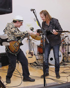 Jimmy G & the Cable Guys - Estevan Art Gallery