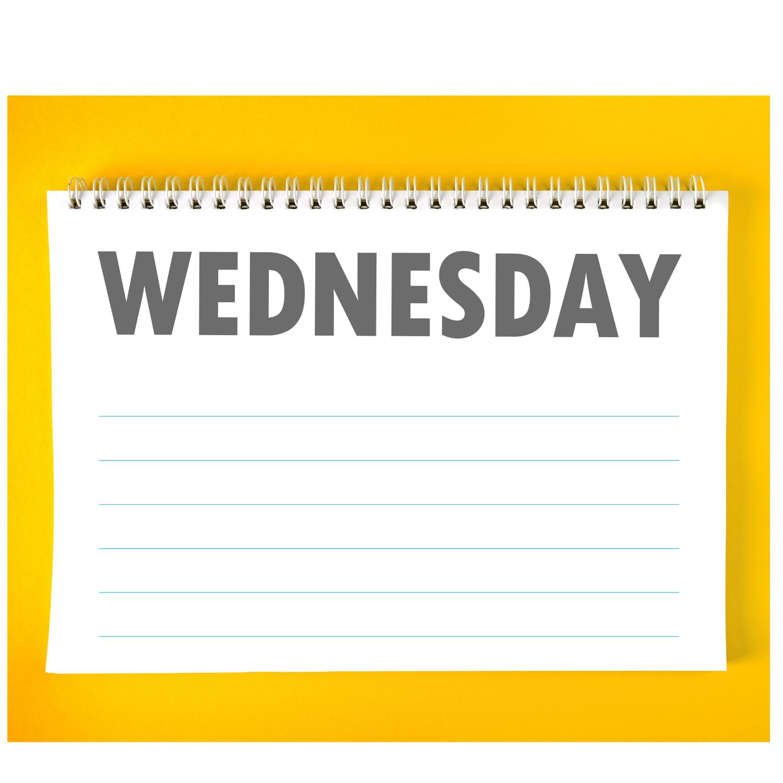 shopping hours - Wednesdays