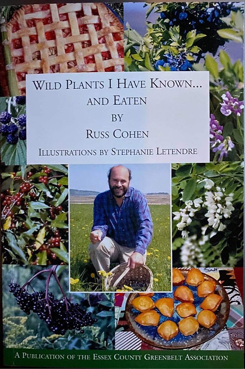book: Wild Plants I Have Known...and Eaten