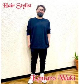 大会までの髪ケアにご協力下さるヘアスタイリスト 脇様のご紹介