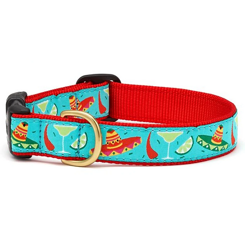 Cinco De Mayo Dog Collar