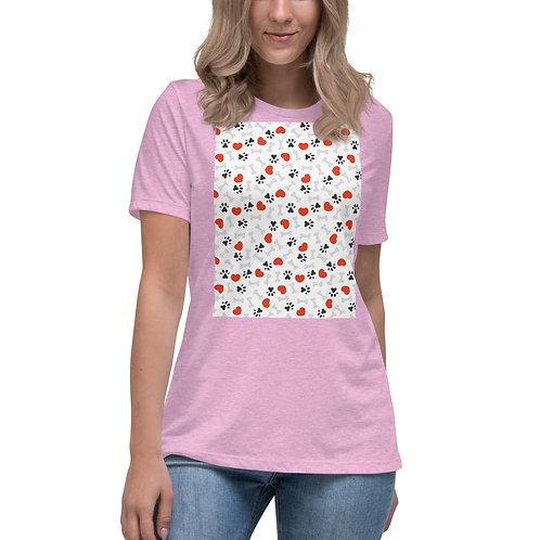 Love Women's Relaxed T-Shirt