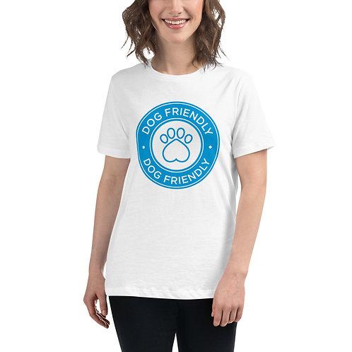 Dog Friendly Women's Relaxed T-Shirt