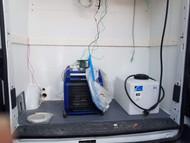 Power inverter generator & Grey water tank