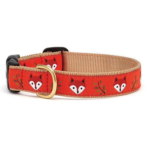 Foxy Dog Collar