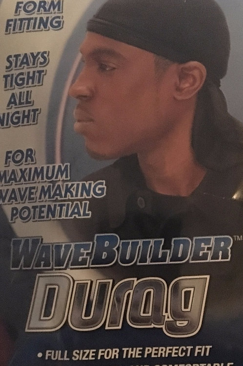 Wave builder plain durag