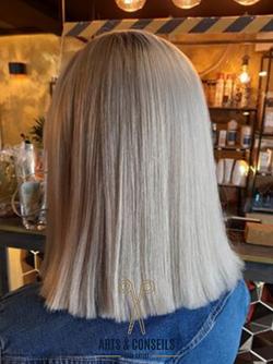 Blond Polaire Coiffure Arts et Conseils