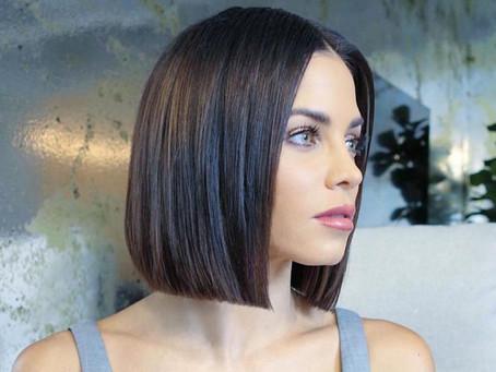 Le Glass Hair, la nouvelle coupe tendance des stars Hollywoodiennes !