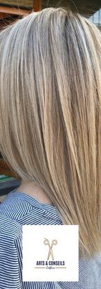 Ombré et soin K18 par Arts et conseils coiffure coiffeur à soumagne.png