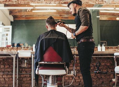 Barbearia vai além do corte de cabelo