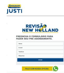 Justi New Holland (LP Revisão)