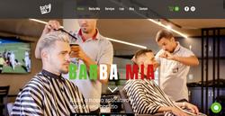 Web Site - Barbamia