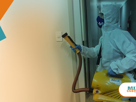 O que é desinfecção de ambientes e como funciona?
