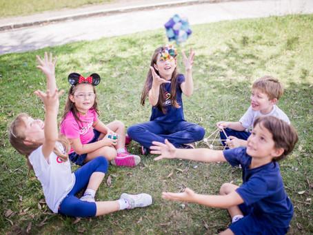 A importância das atividades lúdicas para o desenvolvimento da criança