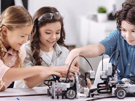 Quais os benefícios de uma criança aprender robótica? Conheça!