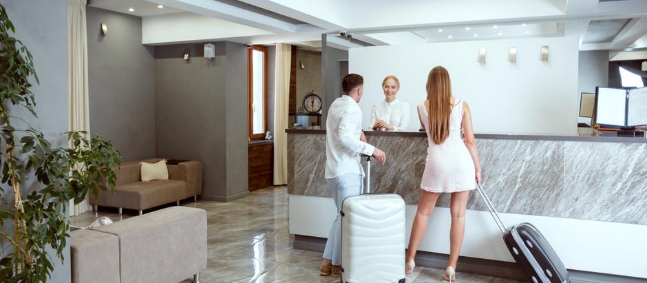 Setor de hotelaria se aproxima de índices do período pré-pandemia