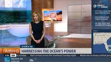 M3 Wave's Wave Prize entry featured on The Weather Channel.