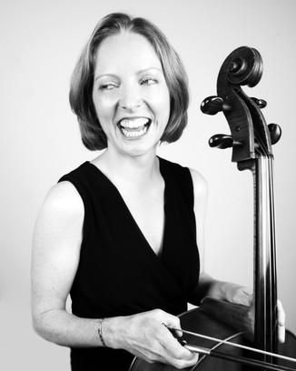 Laughing Musician Copyright Sarah Curtice Photography