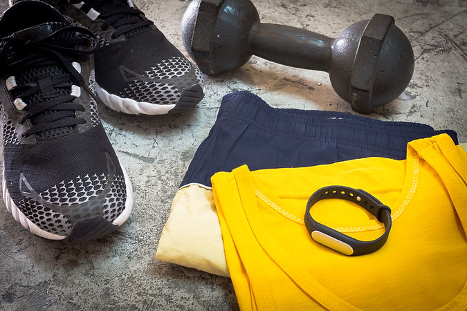 workout equipment