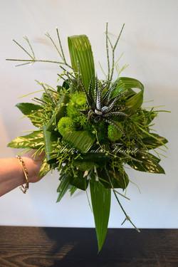 Mariage Fleuriste Québec - Émeraude