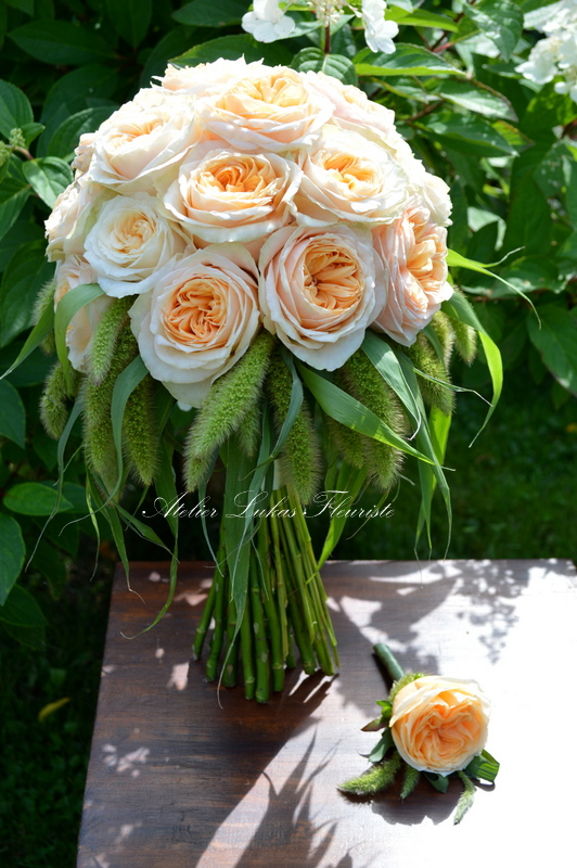 Mariage Vintage - Victorian Peach