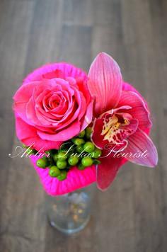 Fleurs - Coeur - St-Valentin
