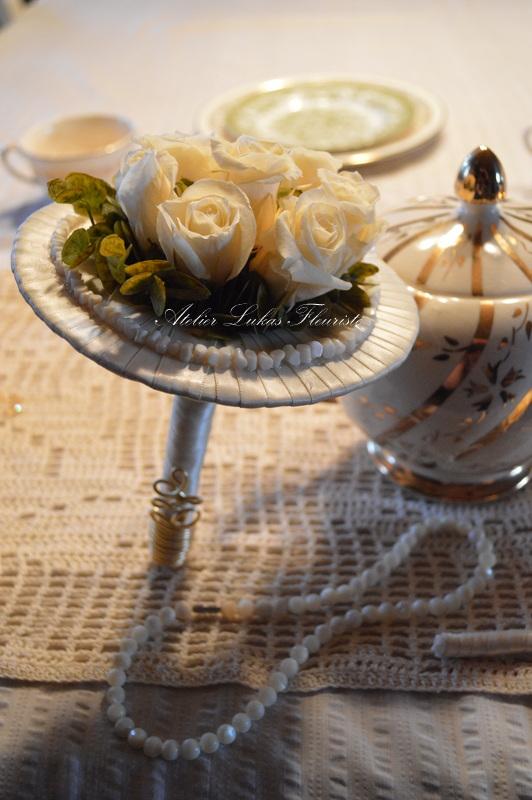 Mariage Vintage - Blanc Elmira