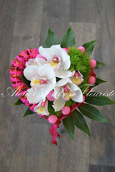 Fleurs St-Valentin Atelier Lukas Fleuriste