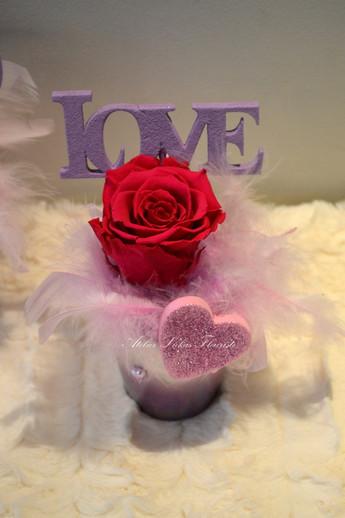 Rose - Love - St-Valentin Fleuriste Portneuf