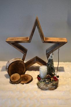 Noël Étoile et Sapin