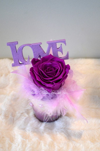 St-Valentin Rose Fleuriste Portneuf