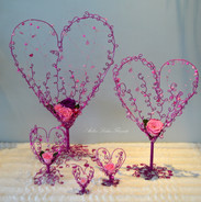 Coeurs St-Valentin - Atelier Lukas Fleuriste