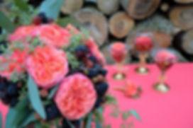 Mariage d'automne Atelier lukas Fleuriste, 64 Rue Provencher RR2 Portneuf Québec