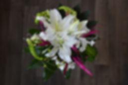Bouquet Lié Portneuf Québec Atelier Lukas Fleuriste