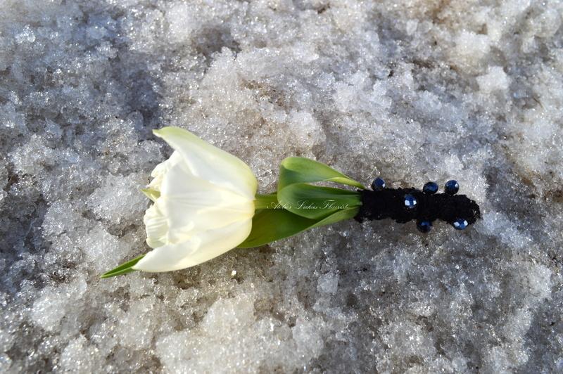 Mariage d'hiver - Glace Ombragée